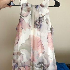 Floral blouse !! Make an offer !!!